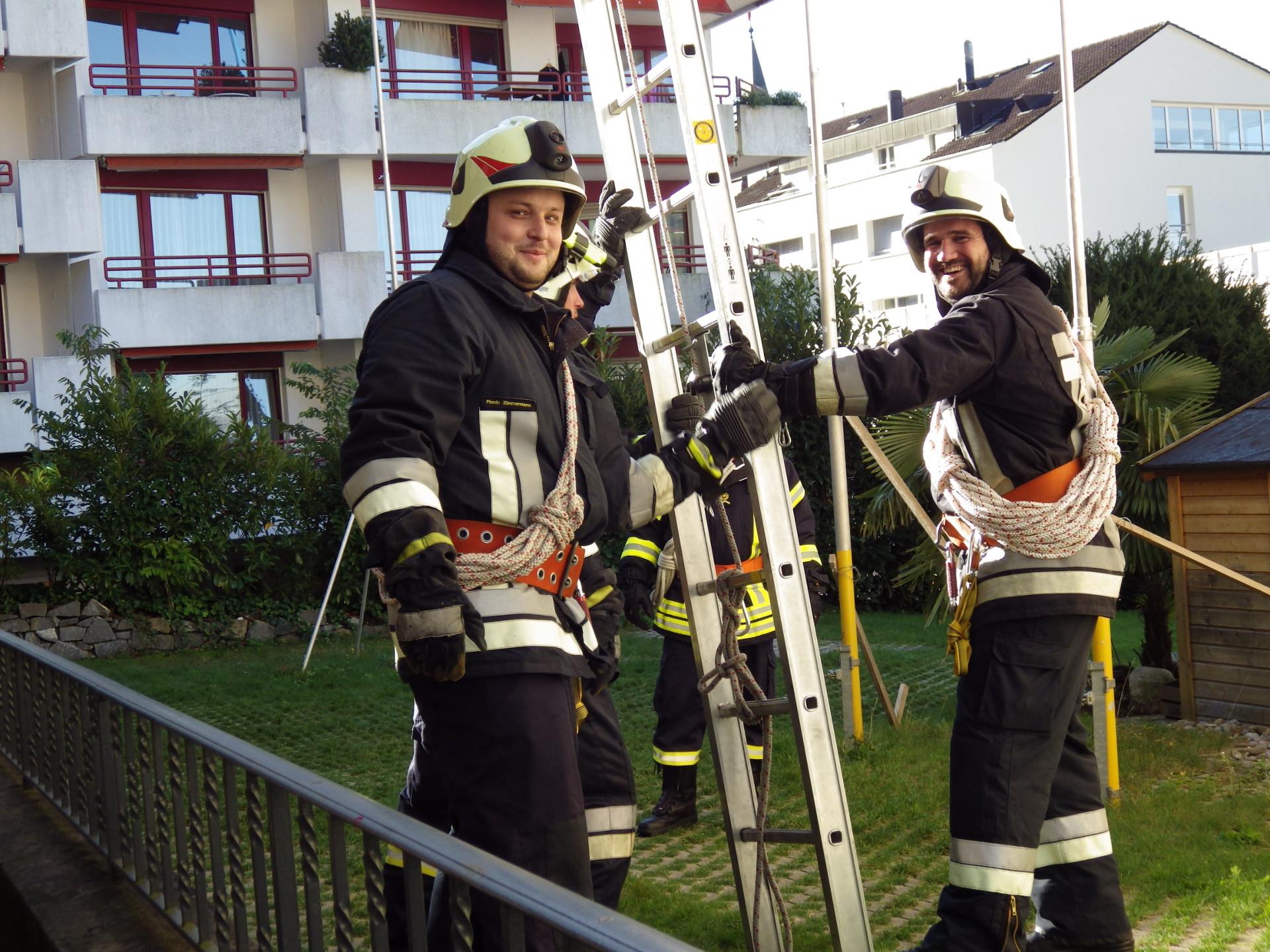 Feuerwehr der Seegmeinden